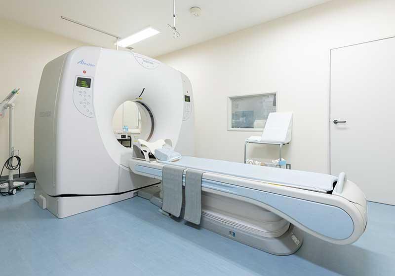 充実の検査体制で迅速な診断