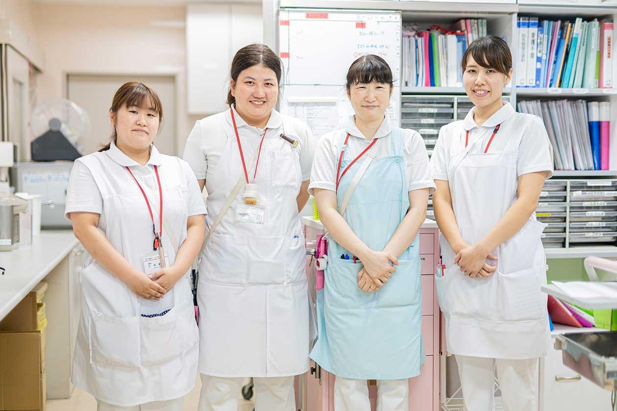 渡辺病院採用情報